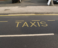 We have a range of taxis for hire